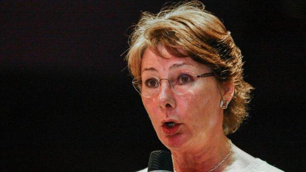 Belçikalı yargıç Anne Gruwez, eşine şiddet uygulayan Türk'e eşitlik ders verdi