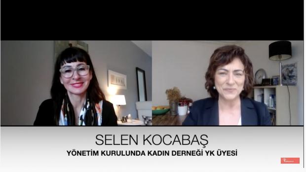 Selen Kocabaş,  Kimdir? İş Hayatında Yönetici Kadın Olmak - Çalışan Kadınların Sorunları