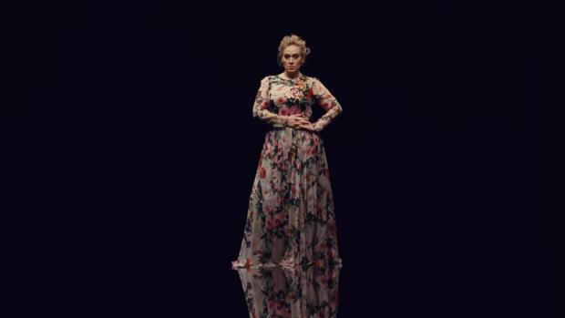Adele'in yeni videosu yayınlandı