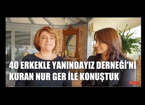 """Yanındayız Derneği Başkanı Nur Ger, """"İlçe ve şirketlerin eşitlik karnesini çıkaracağız"""""""