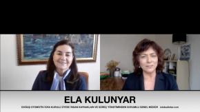 Başarılı iş kadınları röportaj - Ela Kulunyar