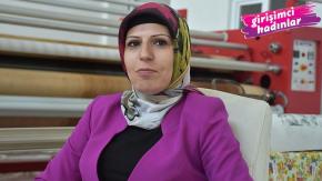Kadın girişimci Şükran Yılmaz girişimcilik hikayesini anlattı
