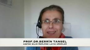 NASA'nın Çevre Danışmanı Bilim Ödüllü Bilim Kadını Prof.Dr.Berrin Tansel ile Özel Röportaj