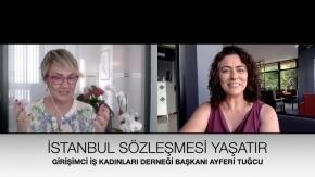 Girişimci İş Kadınları Derneği YK Başkanı Ayferi Tuğcu - İstanbul Sözleşmesi Önemi Nedir?