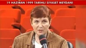 Türkan Saylan 17 yıl önce FETÖ için uyardı